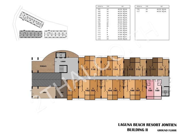 Laguna Beach Resort, พัทยา, จอมเทียน - photo, price, location map