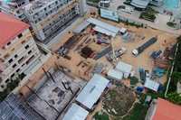 C-View Residence - photoreview of construction site