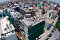 Centara Avenue Residence - photoreview of construction site