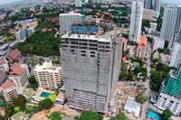 Baan Plai Haad Wong Amat - construction photo update