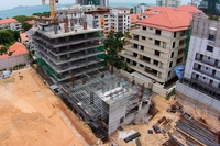 C-View Residence - construction updates