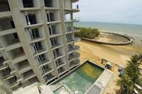 Beach Front Jomtien Residence - construction photoreview