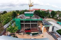 Treetops Pattaya - construction updates