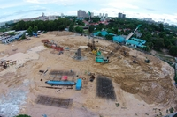 Savanna Sands Condo - photoreview of construction