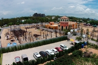 Venetian Condo Resort - construction photos