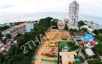 Aeras Condominium - construction start