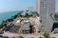 Cetus Beachfront - construction photos