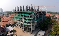 Sea Max Condominium - construction site