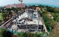 1 Tower Pratumnak - construction updates