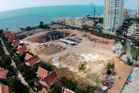Centara Grand Residence - construction updates