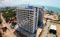 Nam Talay Condominium - construction photos