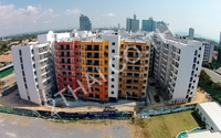 Seven Seas Jomtien - photos of construction