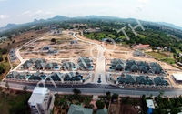 Baan Dusit Pattaya Hill - photo of construction