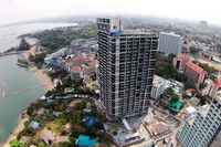 Baan Plai Haad Wong Amat - construction progress