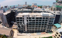 Centara Avenue Residence - construction progress