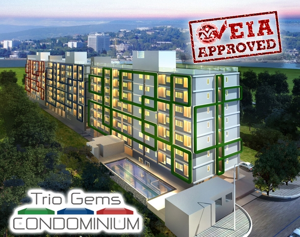 Trio Gems Condominium EIA approved