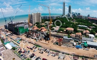 Veranda Residence Pattaya - construction updates
