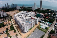 Seven Seas Jomtien - construction updates
