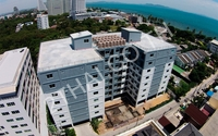 Beach 7 Condominium - construction progress