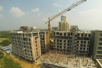 Neo Condo Sea View - construction photos