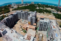 Venetian Condo Resort - construction photoreview