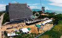 Trio Gems Condominium - aerial photography