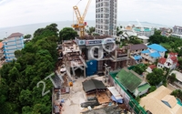 Aeras Condominium - construction progress