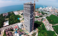 Dusit Grand Condo View - construction updates