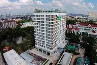 Treetops Pattaya - construction progress