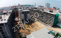 Golden Tulip Residence - construction site