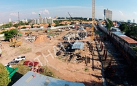 Arcadia Beach Resort Pattaya - construction site