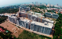 Dusit Grand Park Pattaya - construction updates