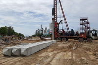 Whale Marina Condo - construction updates