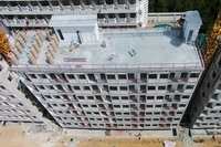 Trio Gems Condominium - aerial photo