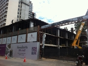 Aurora Condo Pattaya - photo of construction