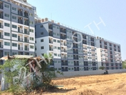 Trio Gems Condominium Construction