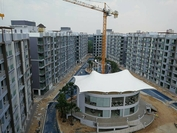 Dusit Grand Park Pattaya construction photos