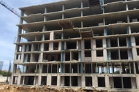 The Orient Jomtien - construction progress