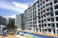 Construction Dusit Grand Park Pattaya