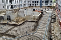The Orient Jomtien - construction photo
