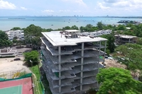 Sea Zen Condo construction