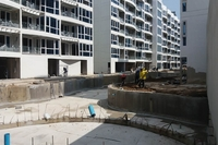 Grand Avenue Pattaya construction progress
