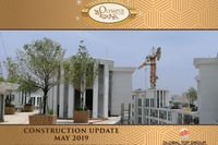 Olympus City Garden - construction progress