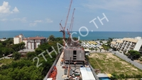 Copacabana Beach Jomtien - construction progress