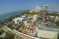 Cetus Beachfront - photoreview of construction