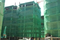Seven Seas Jomtien - photoreview of construction site