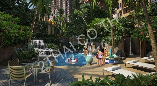 Savanna Sands Condo, พัทยา, จอมเทียน - photo, price, location map