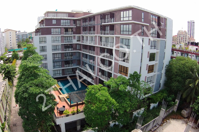 The Pride Condominium, พัทยา, พัทยาใต้ - photo, price, location map