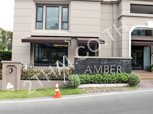 De Amber Condo Bang Saray, พัทยา, บางเสร่ - photo, price, location map
