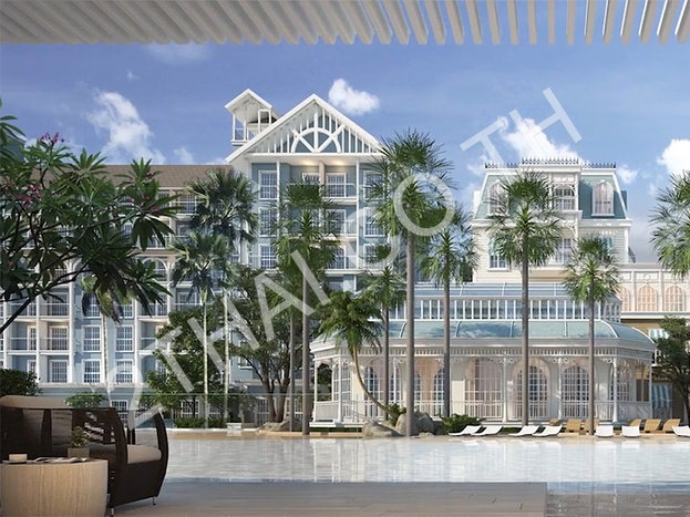 Grand Florida Condo Resort, พัทยา, พัทยาใต้ - photo, price, location map